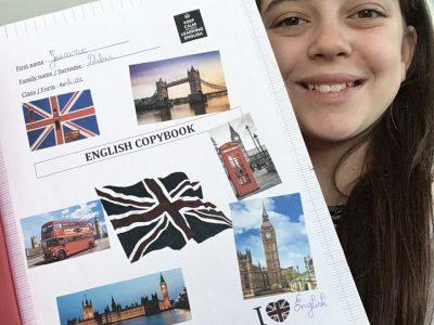 Ville de Lens - collège Ste IDE - Mon cahier d'anglais pour réviser le Big Challenge!
