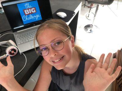 Pibrac Ecole de la salle Big Challenge 2020 --> Done !!