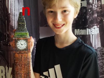 On aime le Big Challenge On aime Big Ben !!! Lucas FALLETI Hochfelden, Collège Gustave Doré