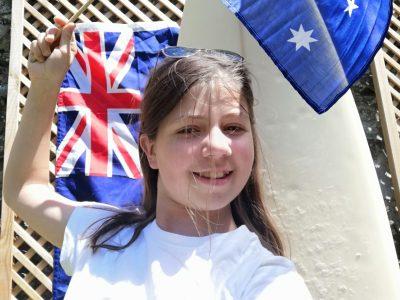 Collège Saint Joseph à Le Mans (72). I love Australia down under !!!