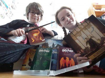 Ville : Rueil Malmaison  Collège : La Malmaison Pour les fans d'Harry Potter