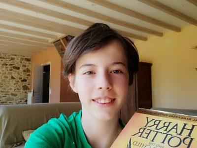 Savenay, Collège St Joseph. J'espère réussir à lire ce livre en version anglaise un jour !
