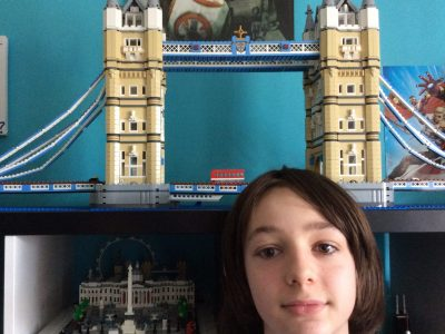 Joinville Le Pont.college Jules Ferry.  I love London and I love Lego too !!!!!!!!!!!!!!