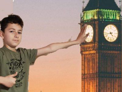 Le Plessis trévise ,Collège Albert Camus  J'ai fait cette photo la car Big Ben et la tour la plus connu à Londre.