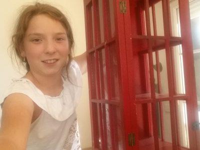 ARRAS - COLLEGE GAMBETTA J'aime prendre des nouvelles de ma famille...les cabines téléphoniques Londoniennes sont magnifiques !