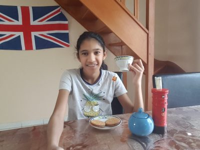 Ville : Garges les gonesse Nom de mon collège : Henri Matisse  Commentaire: English a way to connect the world - Fatinah SYED 4F