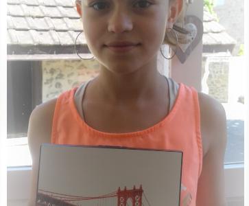 Je m'appelle Lola et je suis en 5ème au collège Saint Géraud à Montbazens dans l