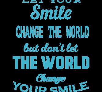 Collège Saint- Charles Athis Mons. Prend le temps de traduire et comprendre cette citation, pour un instant de réflexion et de bonheur.