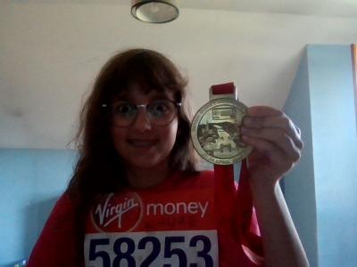Collége de l Epine à Novalaise.  The London's marathon is the BEST!!!!!