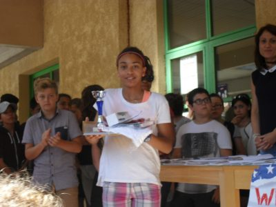 You did great! Collège Anne Cartier (Livron Sur Drôme)