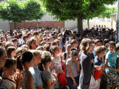 Collège Anne Cartier (Livron Sur Drôme)