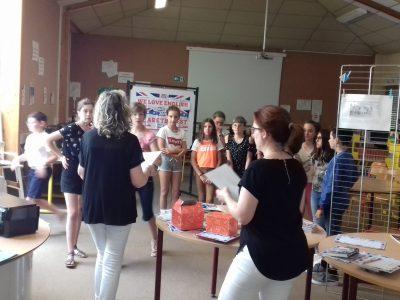 Félicitations aux élèves du collège Ferdinand Sarrien, Bourbon-Lancy !