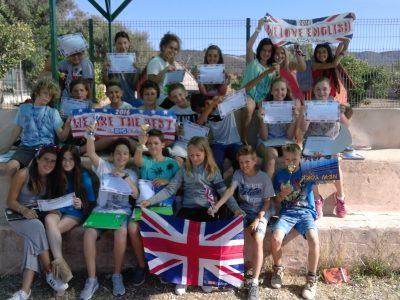 Les 6e au Collège Français d'Ibiza
