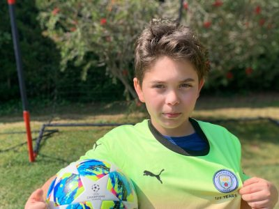 Sorgues collège Marie Rivier «the big challenge finished, let's play football»