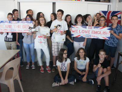 Thanks for the organisation of the Big Challenge!!!  Saint Nicolas School in TIFFAUGES (85)