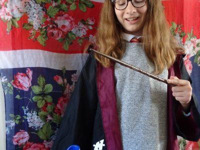 Sebourg sainte Anne  How Hermione Granger makes a puzzle...