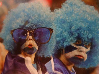 """Toulouse Emilie de Rodat Titre : """"FAUT VOIR LA VIE EN BLUE !"""""""