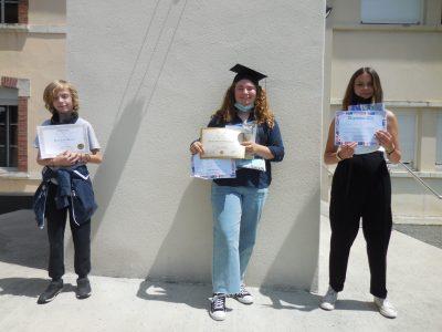 Collège ASTARAC BIGORRE ( 65220 TRIE-SUR-BAÏSE )