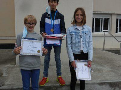 Amazing scores! Congrats! (Collège ASTARAC-BIGORRE 65220 TRIE-SUR-BAÏSE)