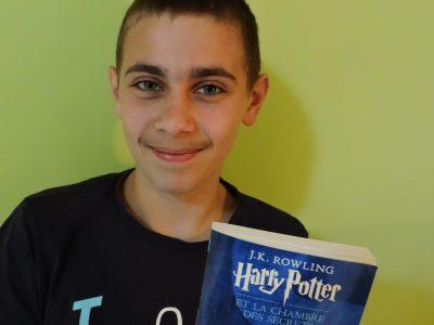 Collège Nicolas Bourbon de Vendeuvre-sur-barse.  Le ministère de la magie et Harry Potter invitent les élèves à apprendre l'anglais afin de se rendre dans les studios de tournage de Londres !!