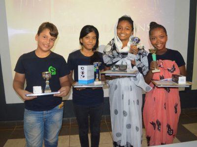 Félicitations à tous les élèves du Collège de MGombani à Mayotte!!