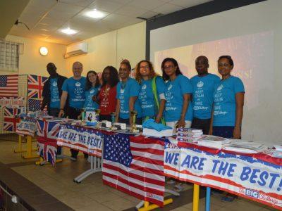 Félicitations à tous les professeurs du Collège de MGombani à Mayotte!!