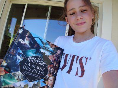 Collège des Fontanilles à Castelnaudary (11400) Je suis fan d'Harry Potter, et j'ai visité le studio en Angleterre en décembre 2019