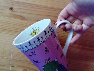 Marckolsheim collège Jean-Jaques-Waltz  A Cup of tea, please !