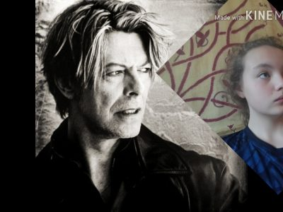 Thonon-les-bains, Collège Champagne  David Bowie, best english singer born in London in 1947