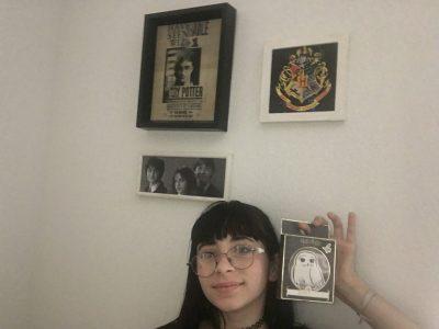 J'habite à montpellier je suis à François Rabelais   Je suis fan d'Harry Potter depuis super longtemps je peu pas vous montrer tout ce que j'ai d'Harry potter mais je vous montre un de mes endroit préféré