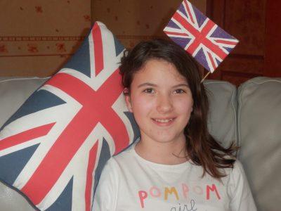 Collège Le Colombier 18130 DUN SUR AURON  I love England !