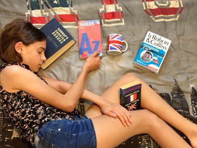 Anzin-Saint-Aubin et Collège Louez-Dieu Commentaire: Sleeping Beauty loves english