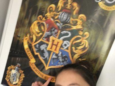 LILLE- COLLEGE LASALLE  #LouiseLacrampe #HarryPoter #Schooltrip