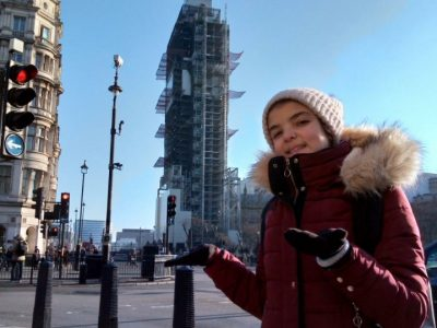 Ville: Montagnac Nom: Jules Ferry  Cette photo a était prise pendant mon séjour à Londre...