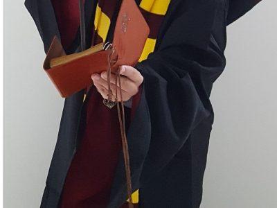 LENS Collège Ste Ide  Long live Harry Potter!