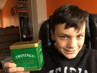 Claye_souilly College des Tilleuils  concours terminé, un peu en avance pour prendre le thé !