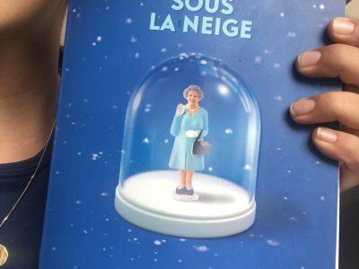 """Lyon DEMEURE  """"la reine sous la neige """""""