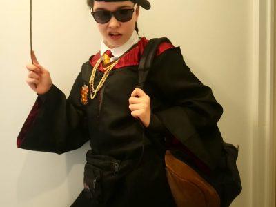 Harry Potter en mode rap !  -Collège des Martinets à Rueil-Malmaison.