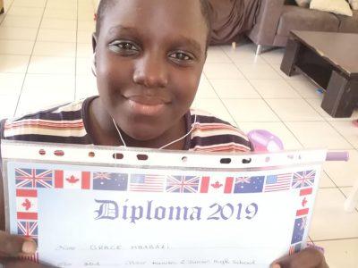 Ville:Mamoudzou Nom du collège:M'gombani Nous tous pour l anglais
