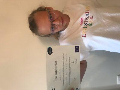 Lyon collège Les Chartreux  certificat d'anglais de ma meilleure colonie de vacances