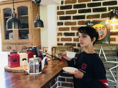 BRAY ET LU - COLLEGE ROSA BONHEUR  Sergent Hogwarts' tea time!