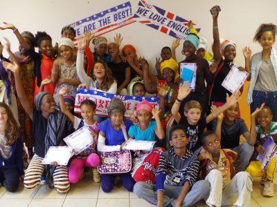Collège de Tsingoni à Mayotte. 5è !!