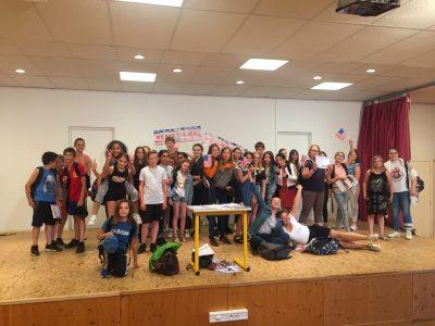"""Collège """"Les Gaudinettes"""" de Marange Silvange A great time together !!!!!"""