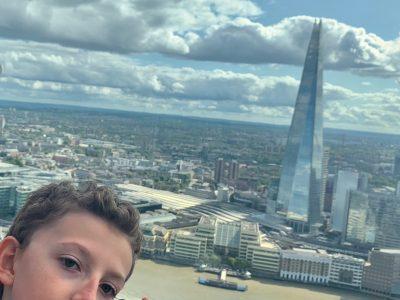 LE PUY EN VELAY COLLEGE ST LOUIS souvenir d'un voyage à Londres avant que le Covid 19 nous empêche de voyager