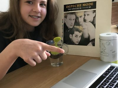 I am student at Sainte-Odile College in Lambersart (in the North of France near Lille).