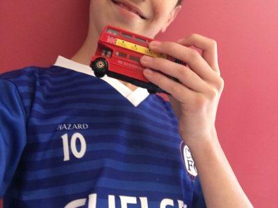 Périgueux Collège Bertran de Born  Passionné de foot, je supporte Chelsea!!!!