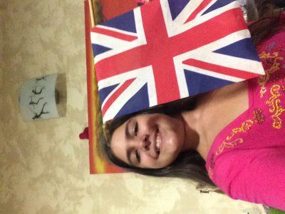 Le Tampon, Ile de La Réunion, collège du 14ème km I love England!