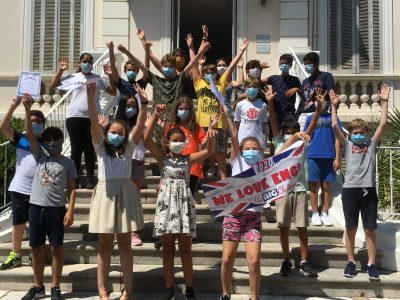 6e2 Mrs Ryan Collège André Capron- Cannes - June 2020: Yes We Can! :)