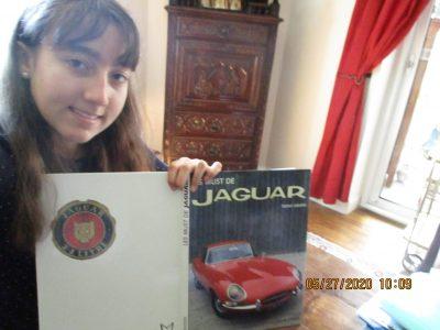 collège de la Retourne à Juniville  Pour tous les passionnés de belles voitures anglaises !