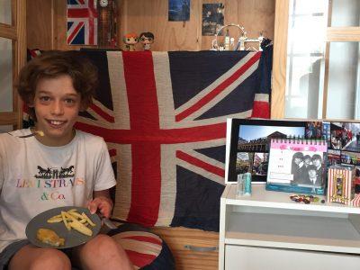 BELLEVILLE Antoine de saint Exupéry. J'adore l'Angleterre et je suis fan d'Harry Potter. J'ai même visité les studios Harry Potter de Londres lors de mon séjour.